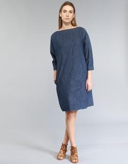 Kleidung Damen Kurze Kleider Diesel DE CHOF Blau
