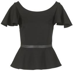 Kleidung Damen Tops / Blusen Diesel T SONAI Schwarz