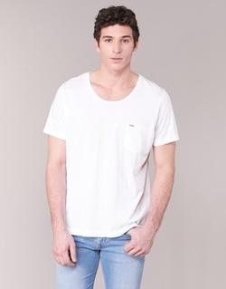 Kleidung Herren T-Shirts Diesel T KRONOX Weiss