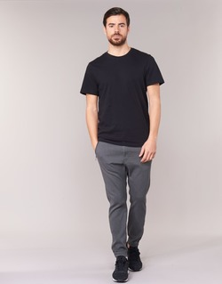 Kleidung Herren 5-Pocket-Hosen Diesel P BLACK Grau