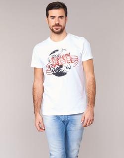 Kleidung Herren T-Shirts Diesel T DIEGO NC Weiss