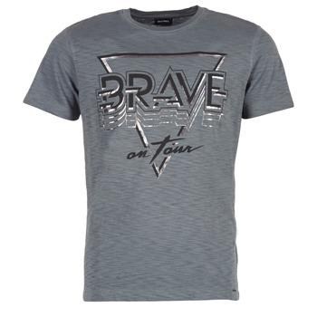 Kleidung Herren T-Shirts Diesel T DIEGO NE Grau