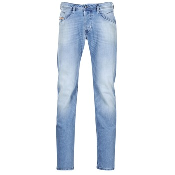 Kleidung Herren Straight Leg Jeans Diesel BELTHER Blau /  084CU