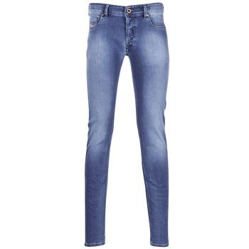 Kleidung Herren Slim Fit Jeans Diesel SLEENKER Blau