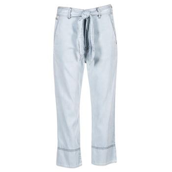 Kleidung Damen Fließende Hosen/ Haremshosen Diesel DE JAMA Blau