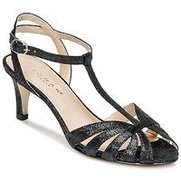 Schuhe Damen Sandalen / Sandaletten Jonak DOLIATE Schwarz