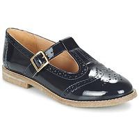 Schuhe Damen Ballerinas Jonak ALINA Blau