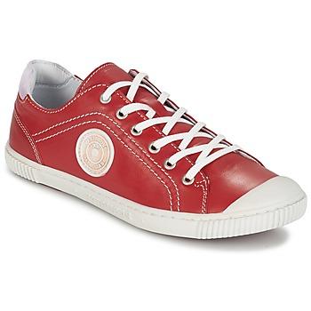 Schuhe Damen Sneaker Low Pataugas BAHER F2C Rot