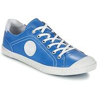 Schuhe Damen Sneaker Low Pataugas BAHER F2C Blau