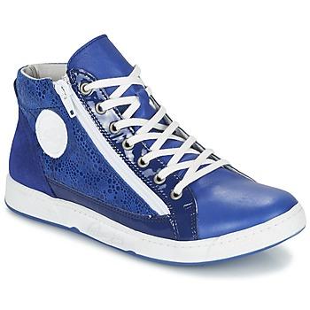 Schuhe Damen Sneaker High Pataugas JANE/BB F2C Blau