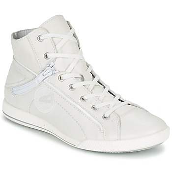 Schuhe Damen Sneaker High Pataugas PAZ/N F2C Weiss