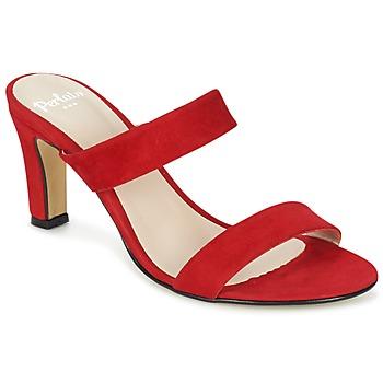 Schuhe Damen Sandalen / Sandaletten Perlato ADINILE Rot