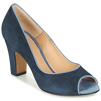 Schuhe Damen Pumps Perlato CHEFINE Blau