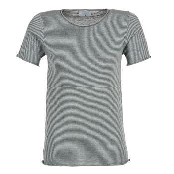 Kleidung Damen T-Shirts Casual Attitude GENIUS Grau