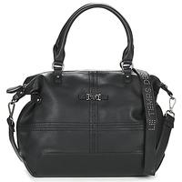 Taschen Damen Handtasche Le Temps des Cerises LOOPITA 1 Schwarz