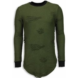 Kleidung Herren Sweatshirts Justing  Grün