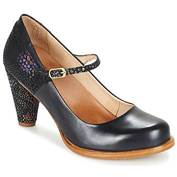 Schuhe Damen Pumps Neosens BEBA Schwarz