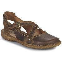 Schuhe Damen Sandalen / Sandaletten Josef Seibel ROSALIE 13 Braun