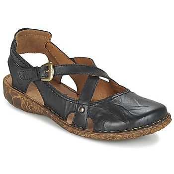 Schuhe Damen Sandalen / Sandaletten Josef Seibel ROSALIE 13 Schwarz