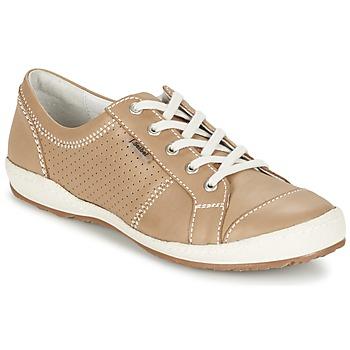 Schuhe Damen Sneaker Low Josef Seibel CASPIAN Braun