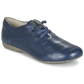 Schuhe Damen Derby-Schuhe Josef Seibel FIONA 01 Blau