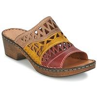 Schuhe Damen Pantoffel Josef Seibel REBECCA 43 Multicolor