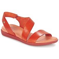 Schuhe Damen Sandalen / Sandaletten Pikolinos ANTILLAS W0H Rot