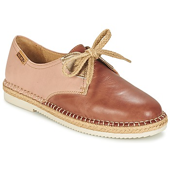 Schuhe Damen Derby-Schuhe Pikolinos CADAMUNT W3K Braun