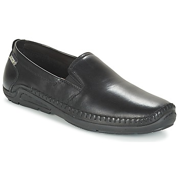 Schuhe Herren Slipper Pikolinos AZORES 06H Schwarz
