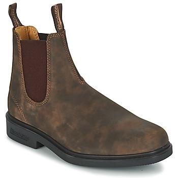 Schuhe Herren Boots Blundstone COMFORT DRESS BOOT Braun