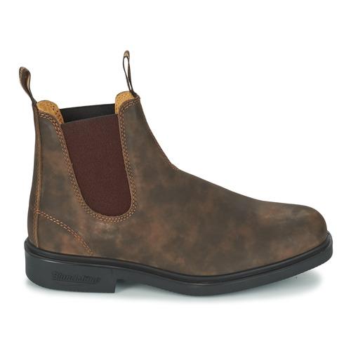 Comfort Dress Boot Blundstone Boots Braun