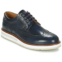 Schuhe Herren Derby-Schuhe Barleycorn AIR BROGUE Blau