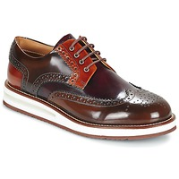 Schuhe Herren Derby-Schuhe Barleycorn AIR BROGUE Braun / Bordeaux
