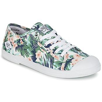 Schuhe Damen Sneaker Low Le Temps des Cerises BASIC 02 Grün