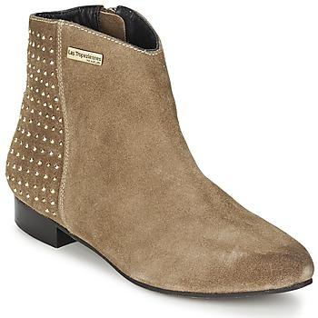 Schuhe Damen Boots Les Tropéziennes par M Belarbi LEANA Maulwurf