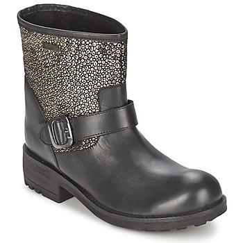 Schuhe Damen Boots Les Tropéziennes par M Belarbi LUMA Schwarz