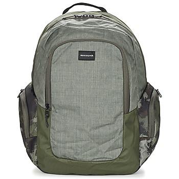 Taschen Rucksäcke Quiksilver SCHOOLIE Kaki / Grau