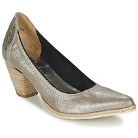 Schuhe Damen Pumps Myma DALA Silbern