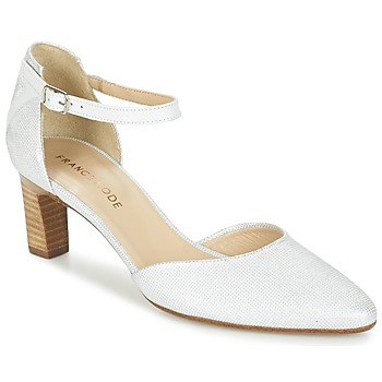 Schuhe Damen Pumps France Mode LAURIC SE TA Weiss
