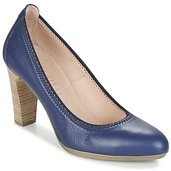 Schuhe Damen Pumps Hispanitas DEDOLI Blau