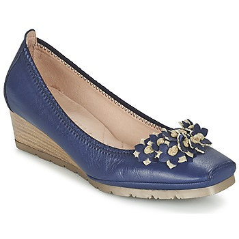 Schuhe Damen Pumps Hispanitas DEDITA Blau