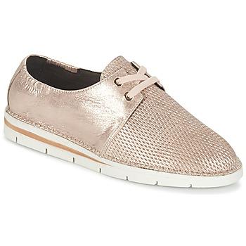 Schuhe Damen Sneaker Low Hispanitas DEDEDOLI Silbern