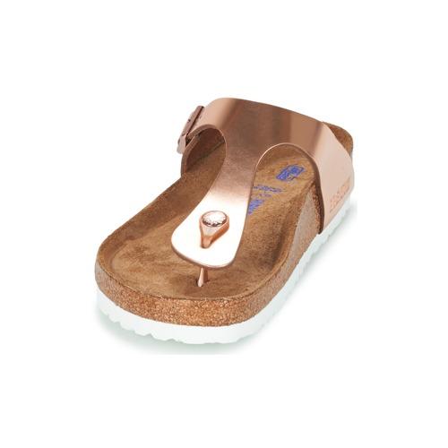 Birkenstock GIZEH SFB Bronze  Schuhe Zehensandalen Damen 94,99