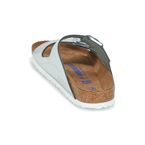 Birkenstock ARIZONA 75,99 SFB Silbern Schuhe Pantoffel Damen 75,99 ARIZONA f787f0