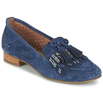 Schuhe Damen Slipper Mam'Zelle ZELINA Marine
