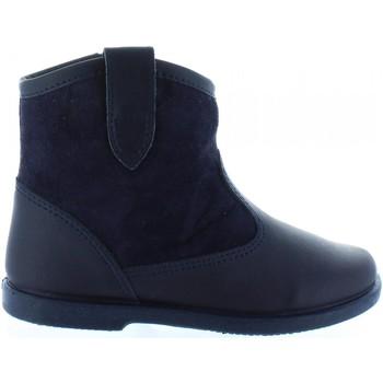 Schuhe Mädchen Klassische Stiefel Garatti AN0085 Azul