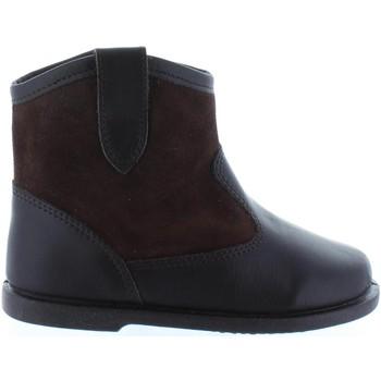Schuhe Mädchen Klassische Stiefel Garatti AN0085 Marr?n