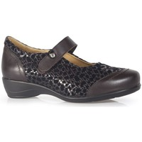 Schuhe Damen Halbschuhe Calzamedi  BROWN