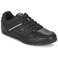 Schuhe Herren Sneaker Low Kappa BRIDGMANI Schwarz