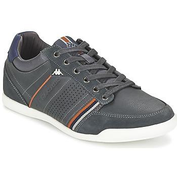 Schuhe Herren Sneaker Low Kappa SAWATI Schwarz